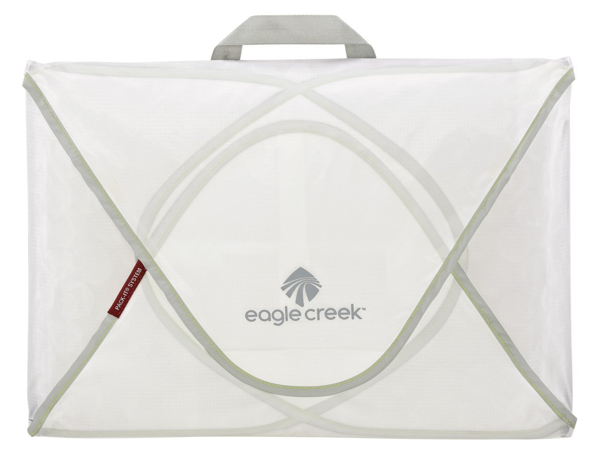 Eagle Creek Pack-It Specter Garment Folder Small Ebony Organizer per Valigie, 33 cm, Antracite EC041244156