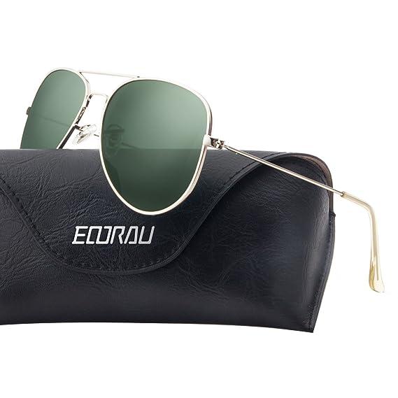 EOORAU - Gafas de Sol polarizadas para Hombre y Mujer