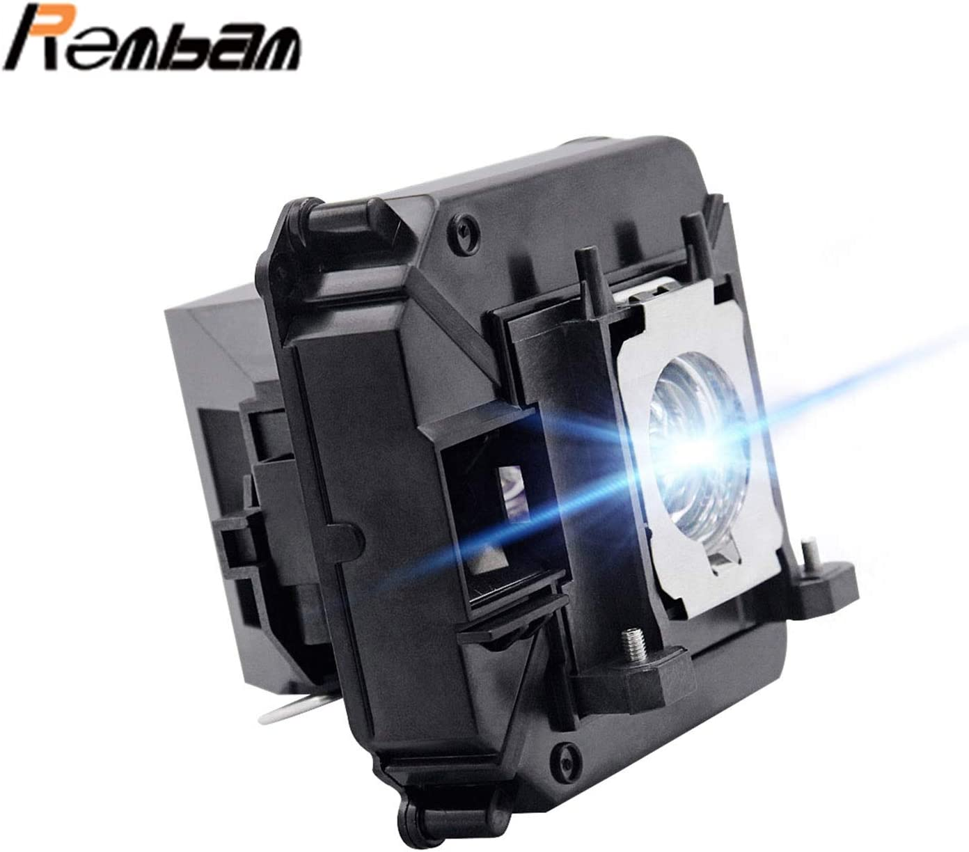 Rembam ELPLP68 V13H010L68 Projector Replacement Compatible Lamp with Housing for Epson EH-TW5900 EH-TW6000 EH-TW6000W HC3010 Powerlite HC 3010 3010E 3020UBE EH-TW5910 EH-TW6100 H421A H422A H450A