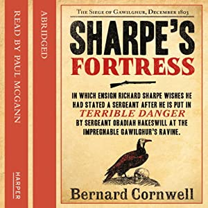 Sharpe's Fortress Audiobook