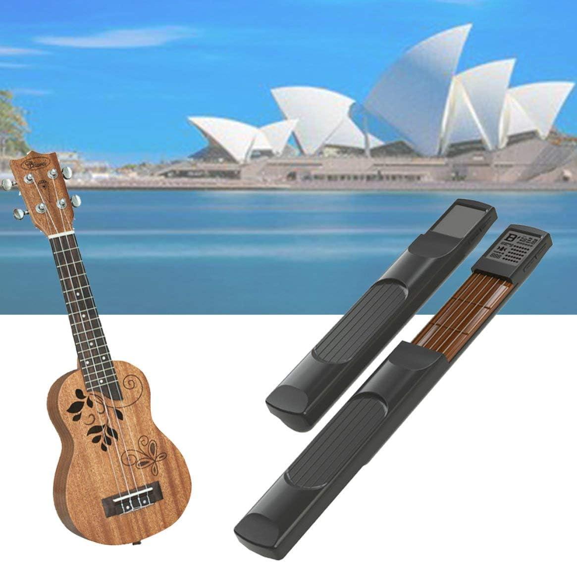 Lamica Adjustable Simple Design Acoustic Electric Guitar Strap Electric Acoustic Bass Guitar Strap Belt Guitar Accessories