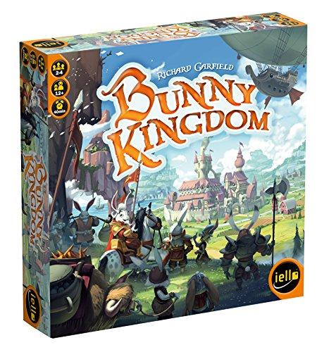 - IELLO Bunny Kingdom Strategy Board Game