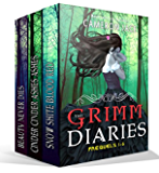 The Grimm Diaries Prequels volume 1- 6: Snow White Blood Red, Ashes to Ashes & Cinder to Cinder, Beauty Never Dies, Ladle Rat Rotten Hut, Mary Mary Quite ... Diaries Prequel Boxset) (English Edition)
