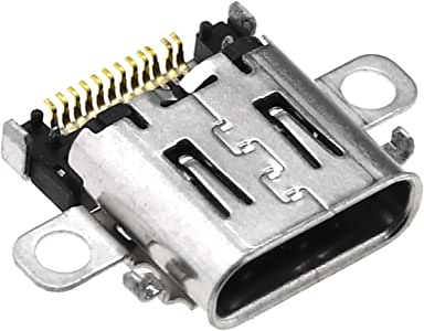 OTOTEC Puerto de Carga Tipo C C Cargador Socket Conector de ...