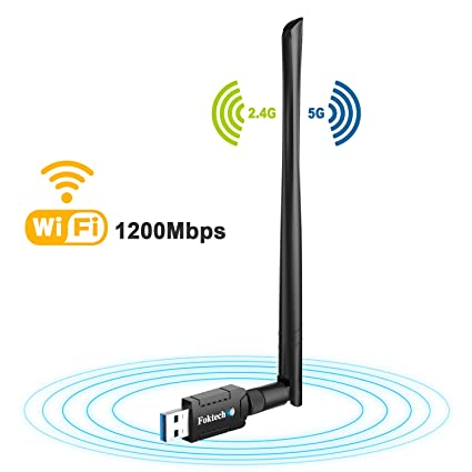 2.4Ghz USB Wireless WiFi LAN Adapter Dongle 150Mbps for Windows//Vista//Linux//Mac