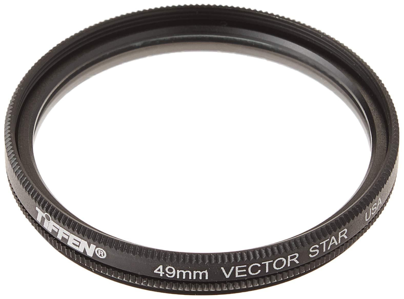 Tiffen 49VSTR 49mm Vector Star Filter by Tiffen