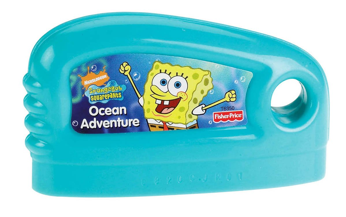 Fisher-Price Smart Cycle [Old Version] SpongeBob Software Cartridge by Nickelodeon (Image #2)
