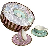 Unique Home Porselen Kahve Fincan Seti