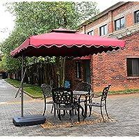 c706892b13 Sale Tylor\'s Garden 8-1/2 Ft Cantilever Outdoor Patio Umbrella, UV ...