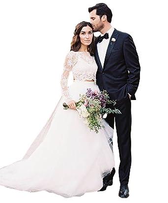 Long Sleeve Dresses for Wedding
