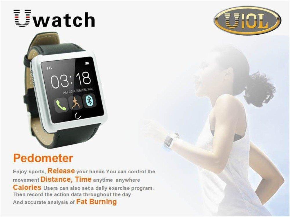 Reloj inteligente a prueba de agua ARBUYSHOP T reloj ...