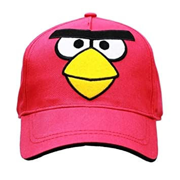 angry birds kids baseball cap red bird caps wholesale london uk for men