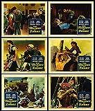 "Bandit of Zhobe - Authentic Original 14"" x 11"" Movie Poster"