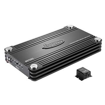 Lanzar DCT282 4000W Amplificador FET Completo de Clase AB con 2 Canales: Amazon.es: Instrumentos musicales