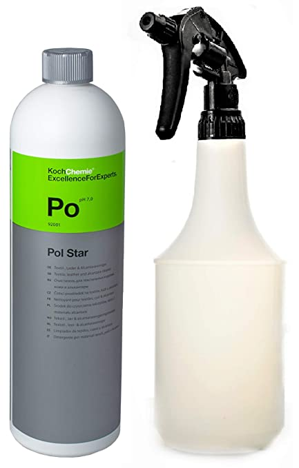 Koch Química Pol Star Piel y textilrei Níger - Acolchado ...