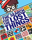 Where's Wally? The Search for the Lost Things by Martin Handford (5-Apr-2012) Paperback