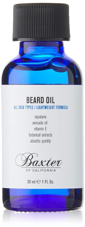 Baxter of California Beard Oil img
