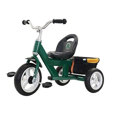 Triciclo para niños Bicicleta para niños Bicicleta masculina y femenina para bebés 1-3-