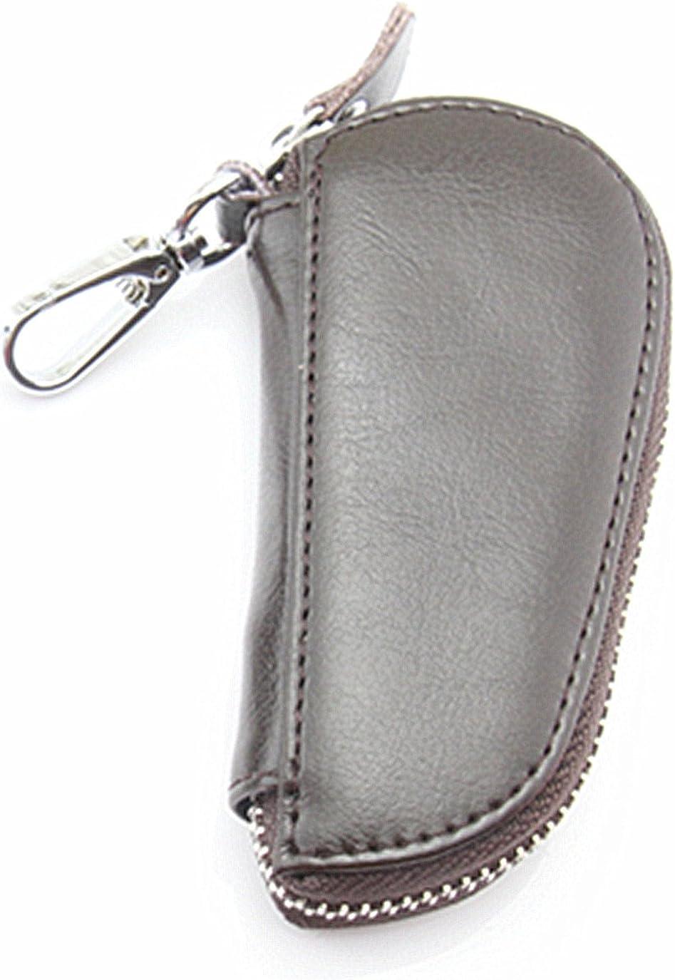 Zenness Key ChaINs Wallet Pocket Leather Key Holder Case
