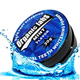 Organic Labs Teeth Whitening Mint Flavored Activated Charcoal Powder - Safest way to naturally clean polish and whiten your teeth, Improve your gum health and freshens the breath. Premium quality