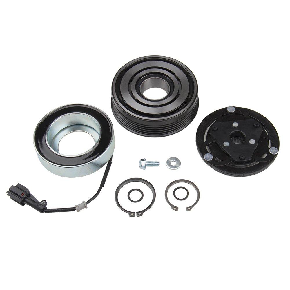 big-autoparts a/c compresor Kit de reparación de embrague para Subaru Forester y Impreza reemplazar OE # 73111-sa010: Amazon.es: Coche y moto