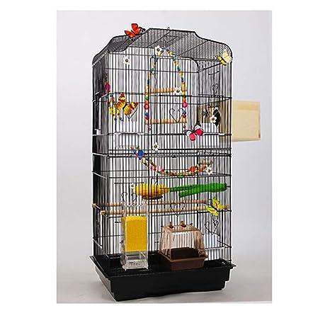 36 con la jaula de pájaro Caja de laminación de hierro forjado ...