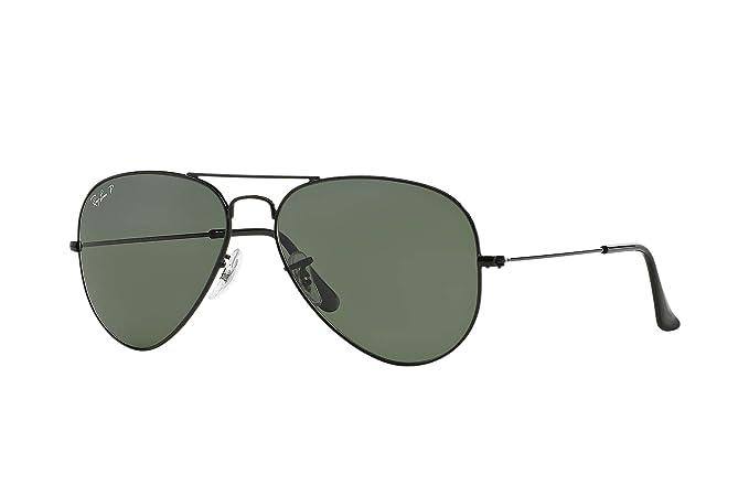 Ray-Ban Aviator - Gafas de sol grandes de metal