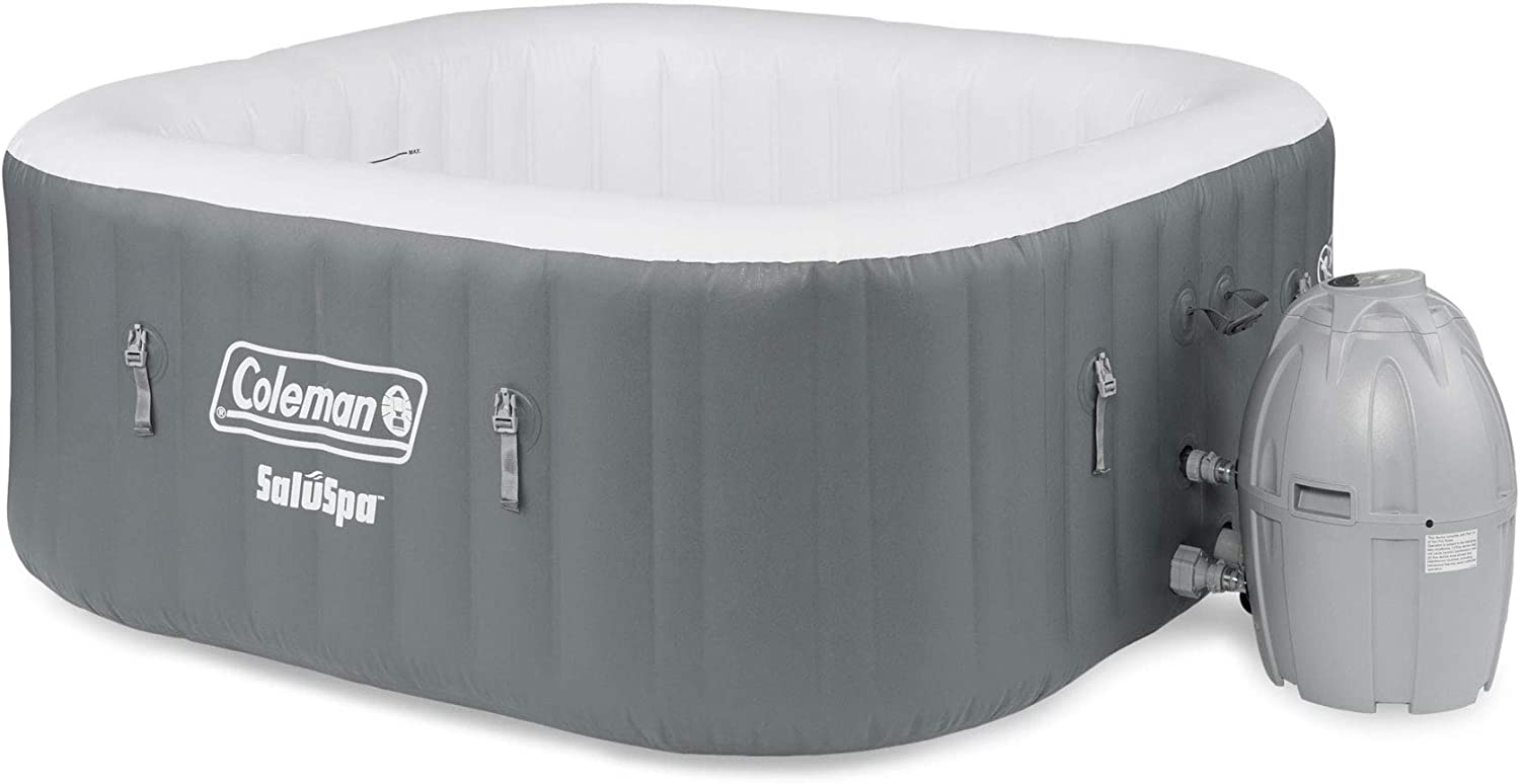 Square Inflatable Hot Tub