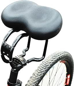 Sillín Gel Bicicleta de Montaña MTB Antiprostatico Asiento de ...