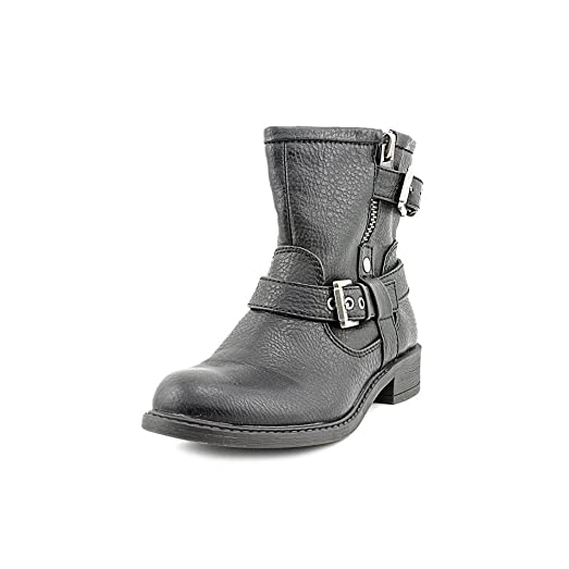 By Guess Gazila Women Synthetic Ankle Boot Black Size 5.0