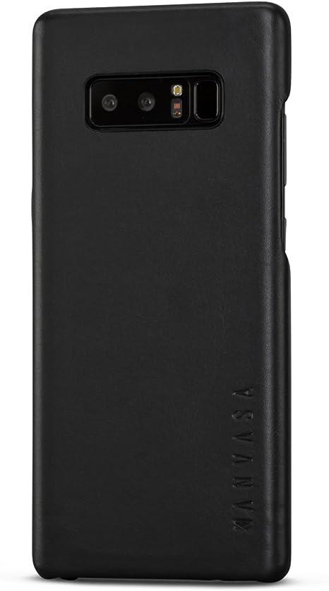 Funda Galaxy Note 8 Negra - Carcasa KANVASA Skin para Samsung Galaxy Note 8 (6.3