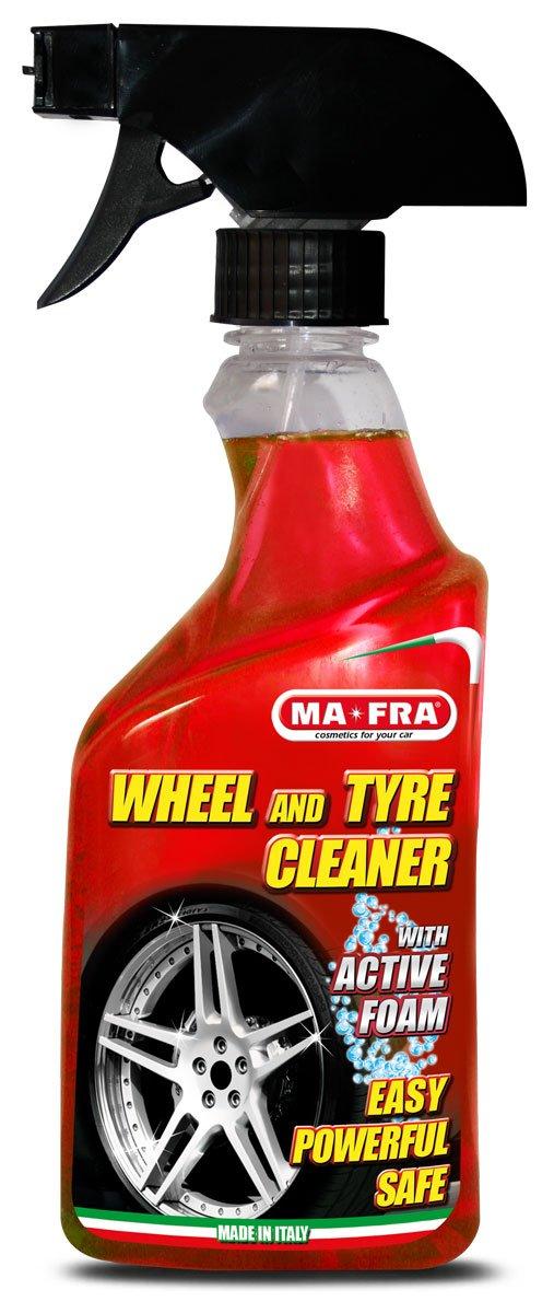 Mafra NETTOYANT POUR ROUES ET PNEUS - nettoyant 2 en 1 pour pneus et jantes Ma-Fra S.p.A. H0361