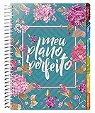 capa de Meu Plano Perfeito - Capa Flores