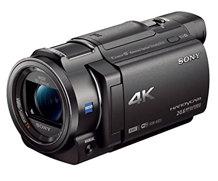 video da videocamera sony handycam