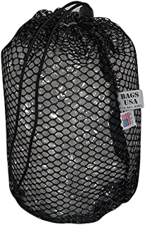 product image for Mesh Drawstring Stuff Sack Great for Picnic,Camping Gadgets Made in USA.