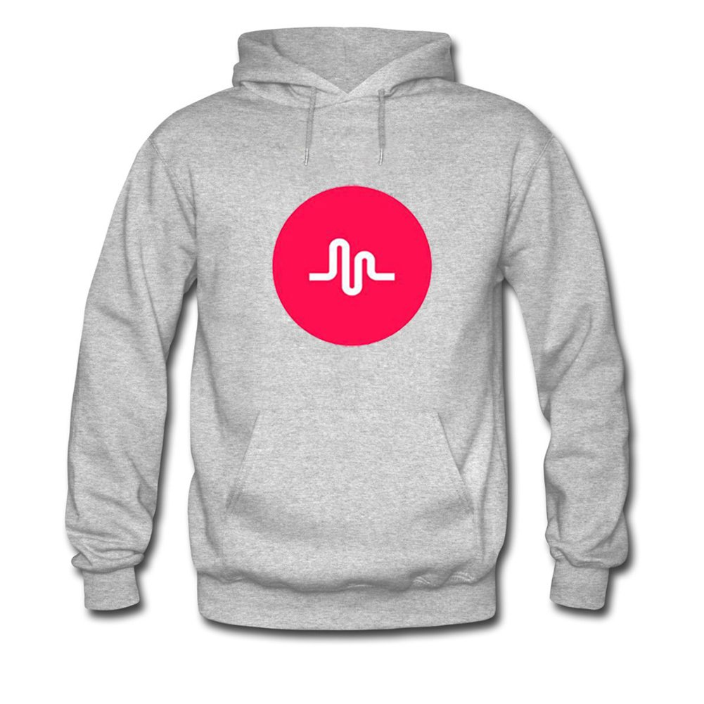 Musically Musical.ly Fan For Boys Girls Hoodies Sweatshirts Pullover Tops B01LZQ5W5G
