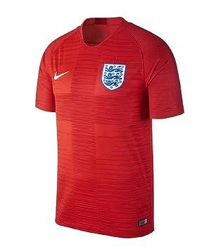 8321e0413 Amazon.com   NIKE 2018-2019 England Away Football Shirt (Kids ...