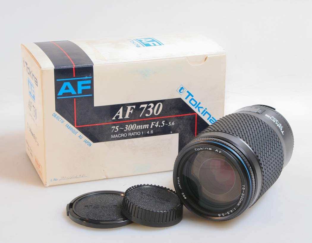 New in Box 75-300mm f 4.5-5.6 for Nikon AF