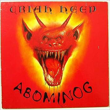 Uriah Heep Abominog Vinyl Lp Amazon Com Music