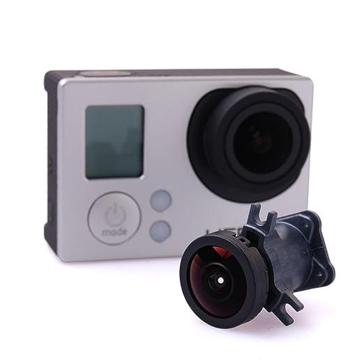 13 opinioni per 170° Obiettivo Grandangolo Lente Wide Angle Lens Per GoPro Hero 3+ OS204