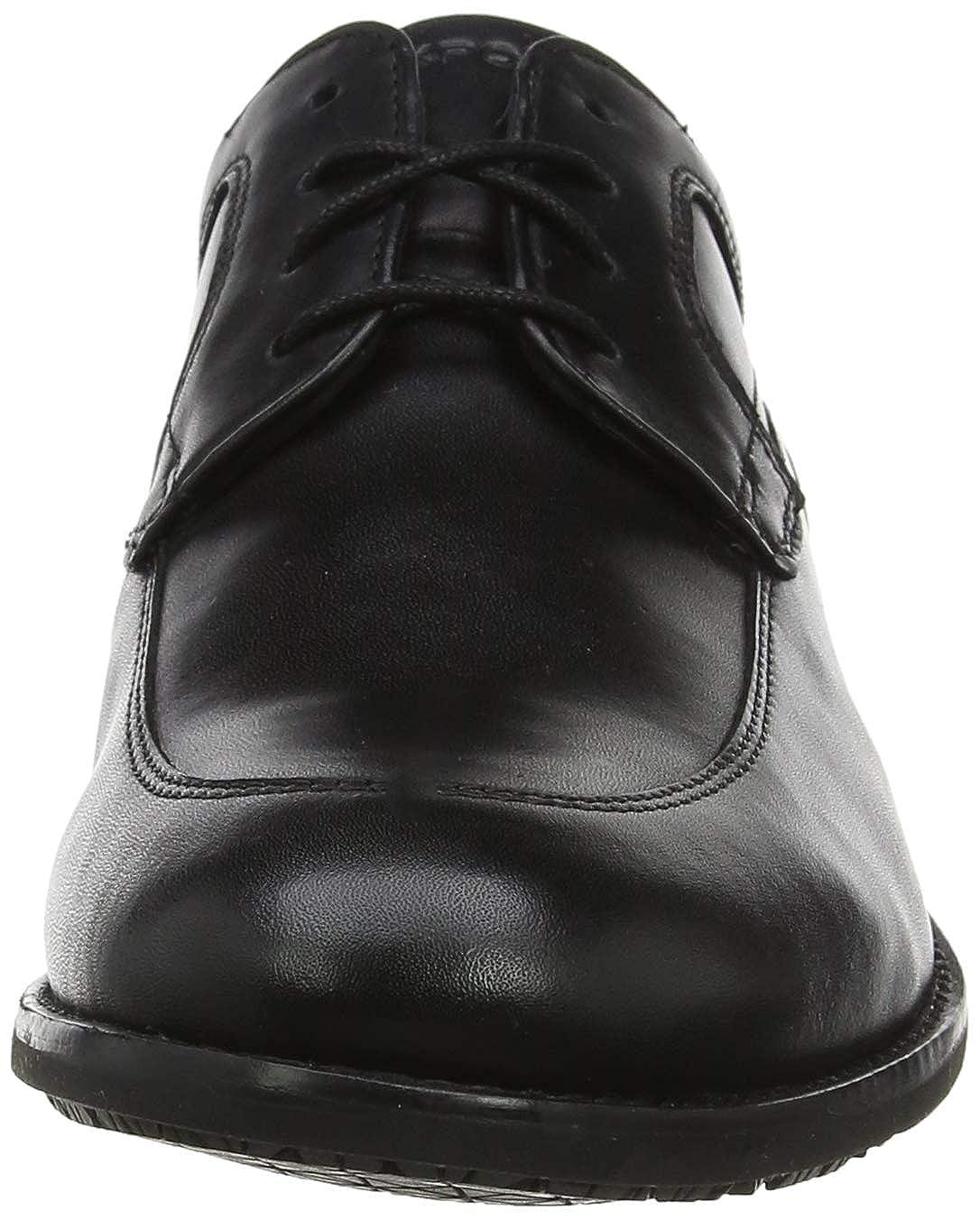 HUWSO  Rockport Herren Dustyn Moc Toe Oxfords B07C8L6M39    45118d
