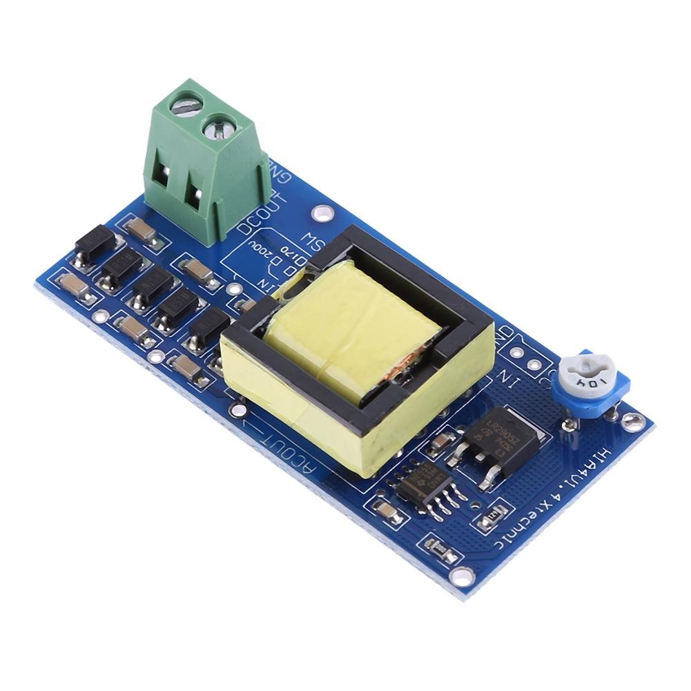 Everpert High Voltage Dc Boost Converter Input 3 5v 300v Variable Power Supply Circuit Schematic Electronics