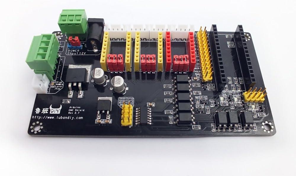 Placa de expansión Nano V4 CNC DIY Laser grabado máquina ...