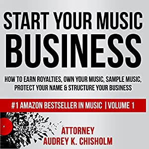 Start Your Music Business Audiobook