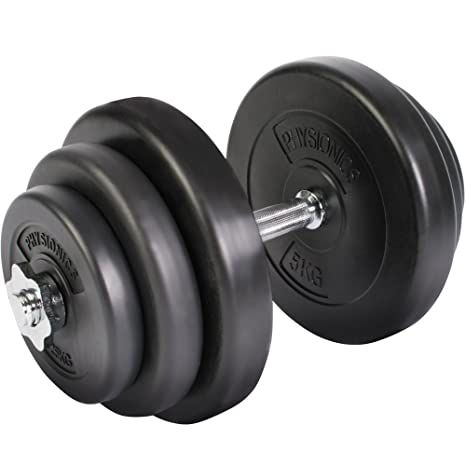 Juego de Mancuerna de Fitness y Pesas 20 kg Pesas Musculación ...