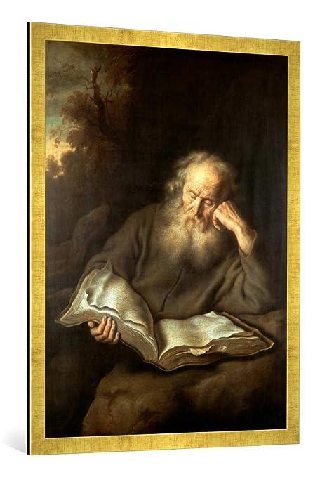 ad5989238755  Framed Print of Salomon Koninck