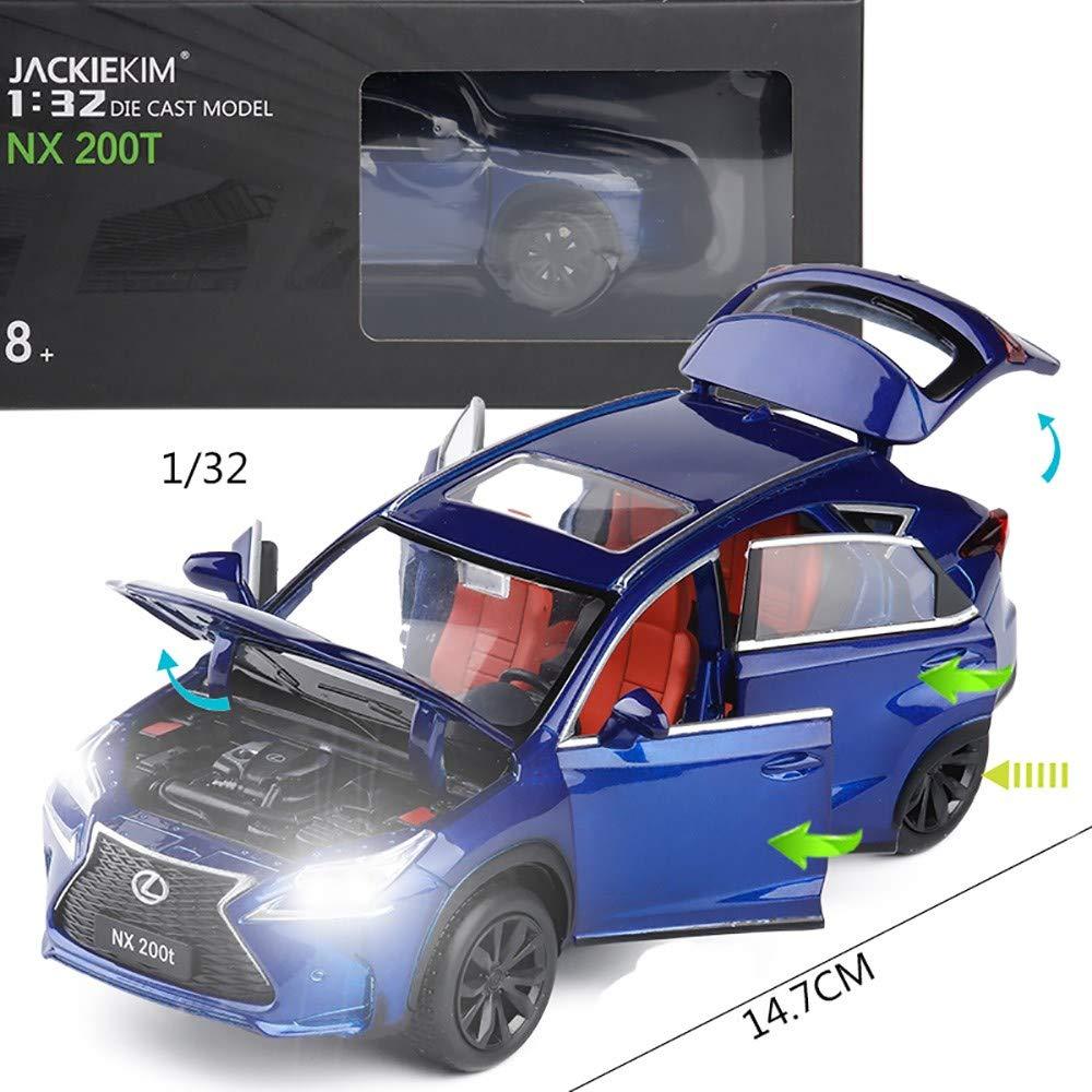 Sunta 1 32 Lexus Modelo Nx200t Aleacion Modelo Lexus De Coche De