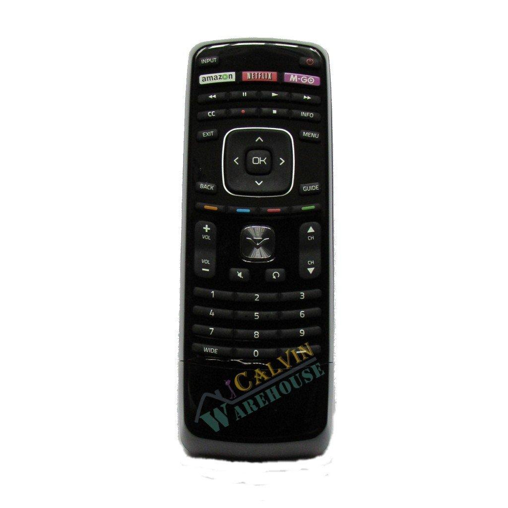 Amazon.com: Vizio 3D Qwerty TV Remote fit Vizio E601i-A3 E701i-A3 TV: Home  Audio & Theater