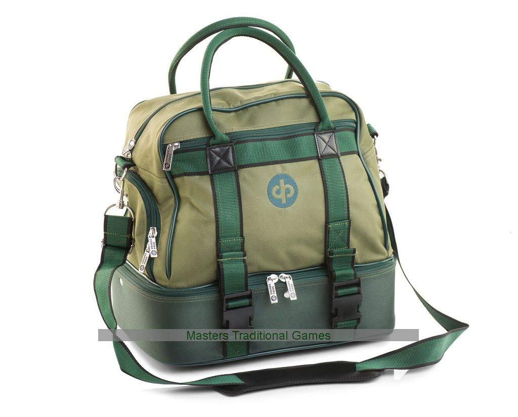 Descuento del 70% barato Drakes Pride Midi Bowls Bag (verde colour) colour) colour)  grandes ahorros