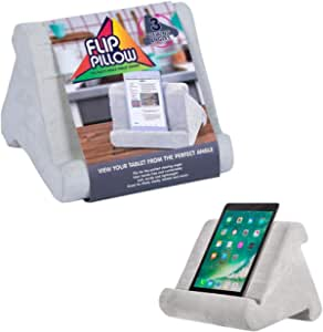 Lightweight Tablet Multi Angle Soft Pillow Stand for iPad Book Holder Rest Lap Reading Cushion